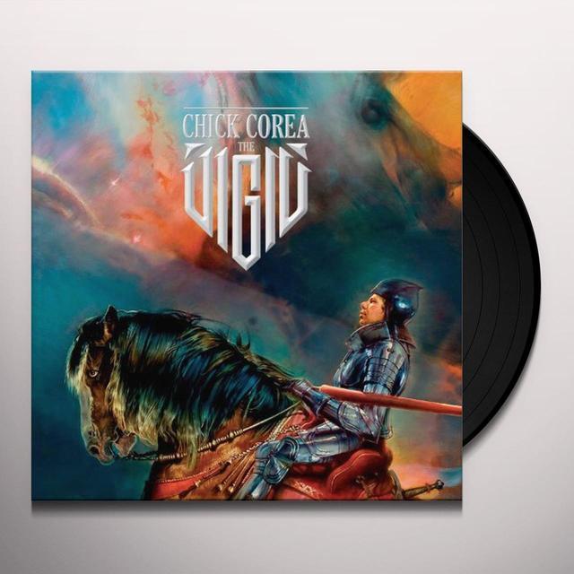 Chick Corea VIGIL Vinyl Record