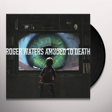 Roger Waters AMUSED TO DEATH Vinyl Record - 200 Gram Edition