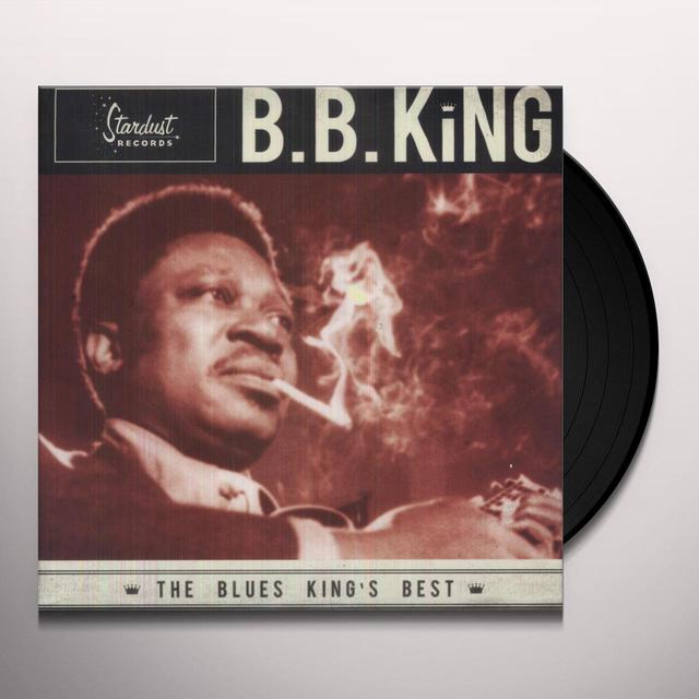 B.B. King BLUES KING'S BEST Vinyl Record