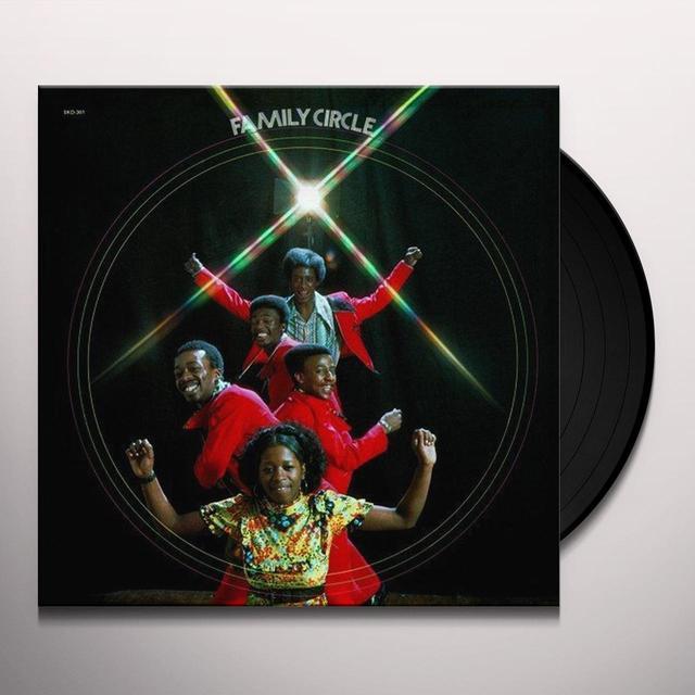FAMILY CIRCLE Vinyl Record