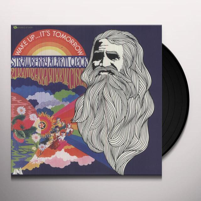 Strawberry Alarm Clock WAKE UP ITS TOMORROW Vinyl Record - 180 Gram Pressing