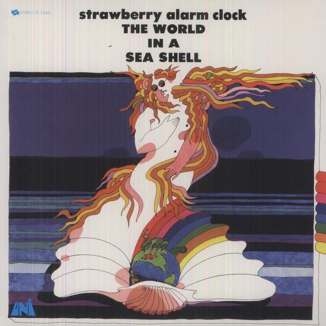 Strawberry Alarm Clock WORLD IN A SEA SHELL Vinyl Record - 180 Gram Pressing