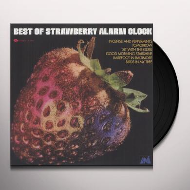 BEST OF STRAWBERRY ALARM CLOCK Vinyl Record - 180 Gram Pressing