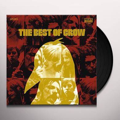 BEST OF CROW Vinyl Record
