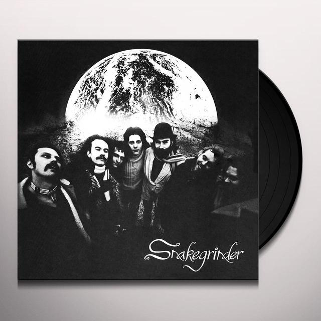 SNAKEGRINDER & THE SHREDDED FELDMICE Vinyl Record - 180 Gram Pressing, Reissue