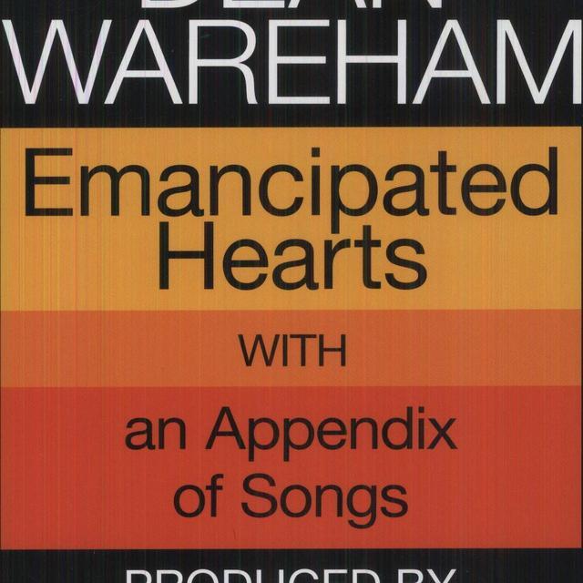 Dean Wareham EMANCIPATED HEARTS Vinyl Record - 10 Inch Single