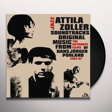 Attila Zoller JAZZ SOUNDTRACKS Vinyl Record