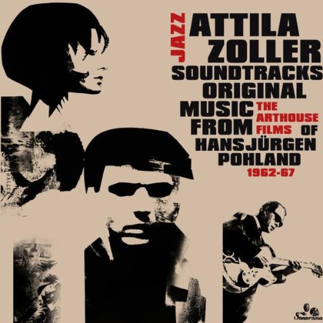 Attila Zoller JAZZ SOUNDTRACKS Vinyl Record