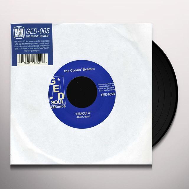 Coolin' System PROPHET / DRACULA Vinyl Record