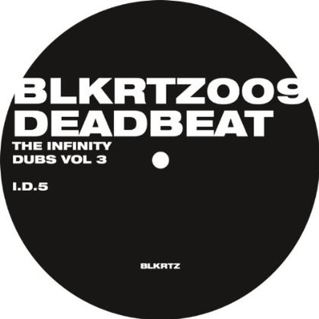 Deadbeat INFINITY DUBS 3 Vinyl Record