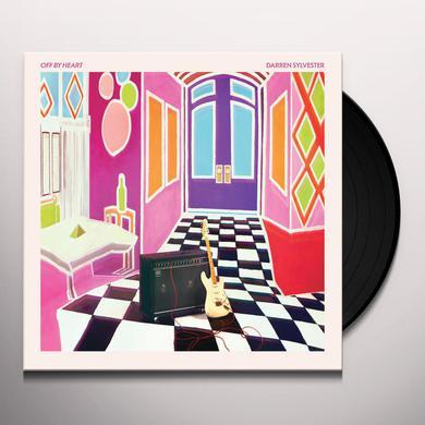 Darren Sylvester OFF BY HEART Vinyl Record
