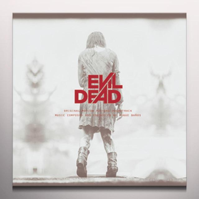 Roque (Dlx) (Colv) Banos EVIL DEAD O.S.T. Vinyl Record - Colored Vinyl, Deluxe Edition