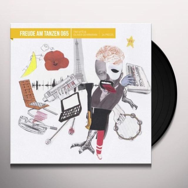 Tim Vita / Oliver Gehrmann 24 PIECES Vinyl Record