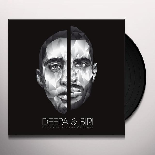 Deep'a & Biri EMOTIONS VISIONS CHANGES Vinyl Record
