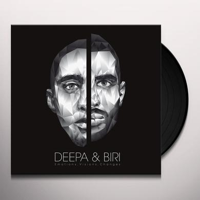 Deep'a & Biri EMOTIONS VISIONS CHANGES Vinyl Record