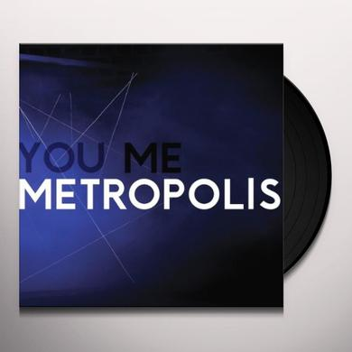 House Of Black Lanterns YOU ME METROPOLIS Vinyl Record
