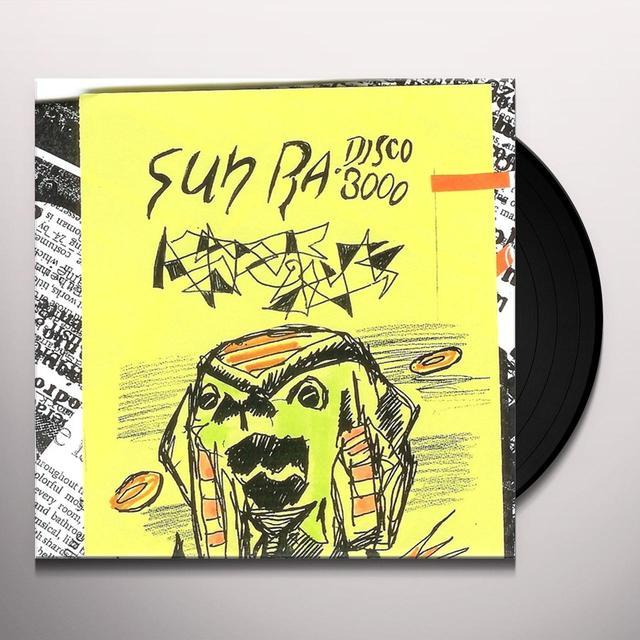 Sun Ra DISCO 3000 Vinyl Record