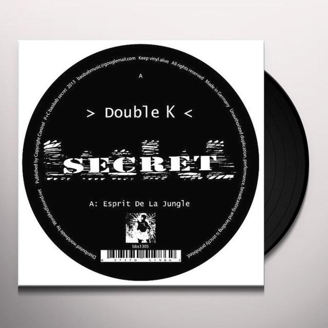 Double K ESPRIT DE LA JUNGLE Vinyl Record