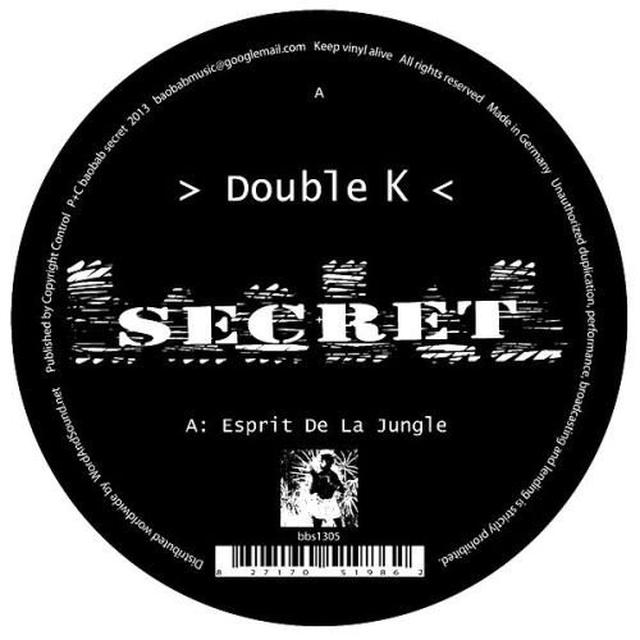 Double K ESPRIT DE LA JUNGLE Vinyl Record