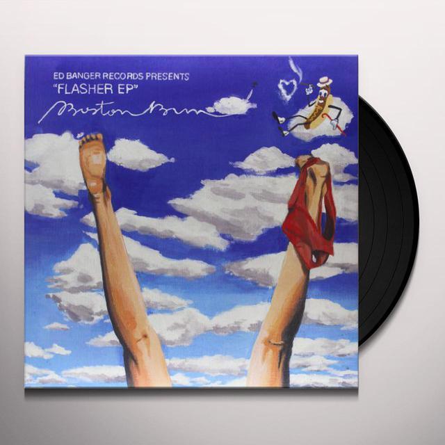 Boston Bun FLASHER Vinyl Record