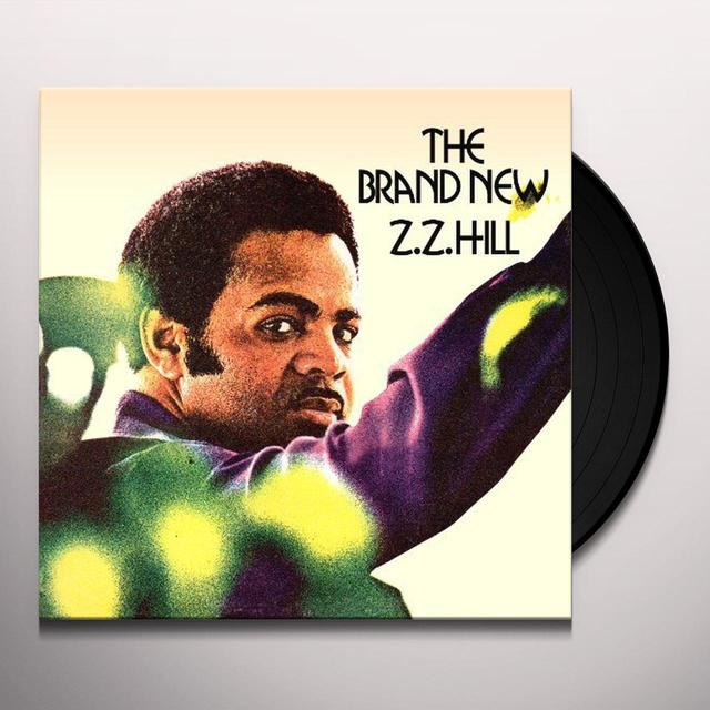 Z.Z. Hill BRAND NEW Vinyl Record