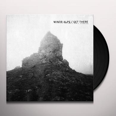 Minor Alps GET THERE Vinyl Record