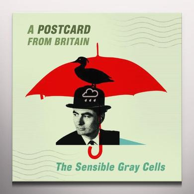 Sensible Gray Cells POSTCARD FROM BRITAIN Vinyl Record