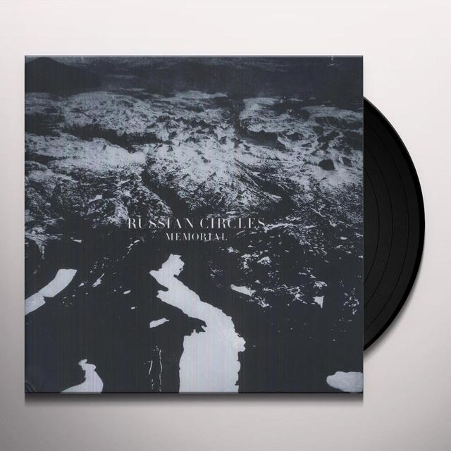 Russian Circles MEMORIAL Vinyl Record - Digital Download Included