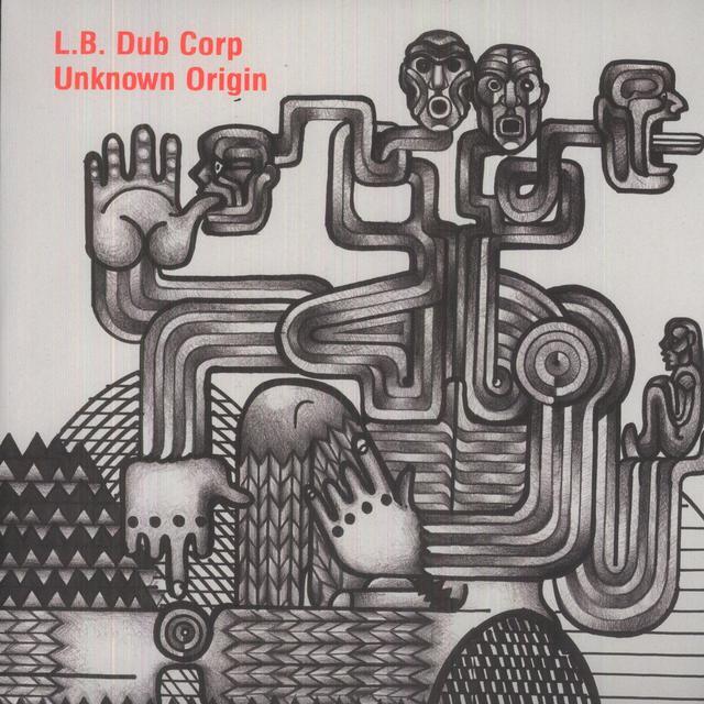 L.B. Dub Corp UNKNOWN ORIGIN Vinyl Record