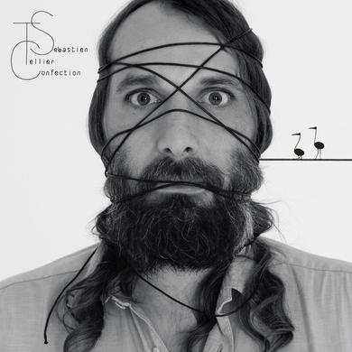 Sébastien Tellier CONFECTION Vinyl Record