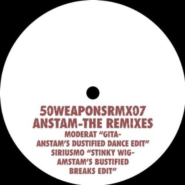 Anstam GITA / STINKY WIG Vinyl Record