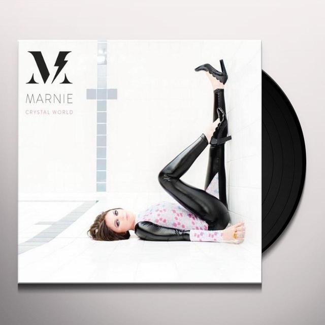 Marnie CRYSTAL WORLD Vinyl Record