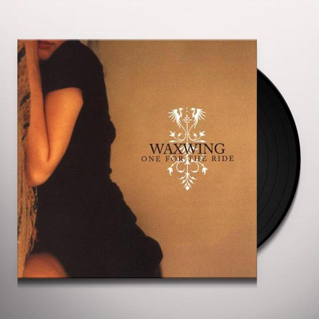 Waxwing ONE FOR THE RIDE Vinyl Record - Digital Download Included