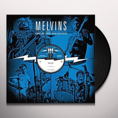 Melvins LIVE AT THIRD MAN RECORDS 05-30-2013 Vinyl Record