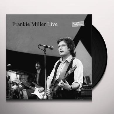 Frankie Miller LIVE AT ROCKPALAST Vinyl Record