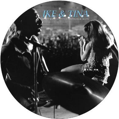 Ike & Tina Turner ON THE ROAD Vinyl Record