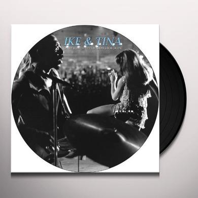 Ike & Tina Turner ON THE ROAD (W/DVD) Vinyl Record