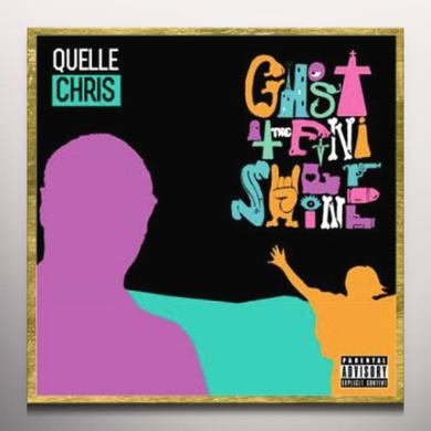 Quelle Chris GHOST AT THE FINISH LINE Vinyl Record - Colored Vinyl