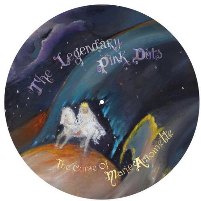 The Legendary Pink Dots CURSE OF MARIE ANTOINETTE (Vinyl)