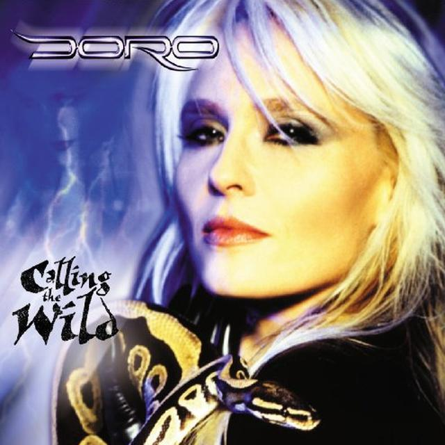 Doro CALLING THE WILD Vinyl Record