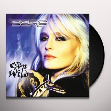 Doro CALLING THE WILD Vinyl Record