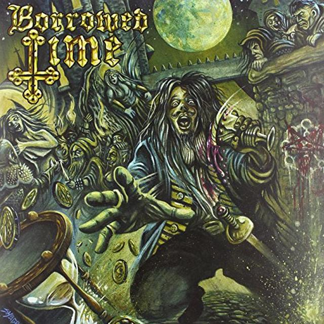 BORROWED TIME Vinyl Record