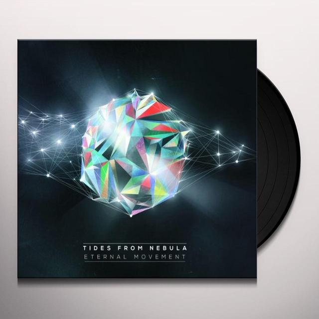Tides From Nebula ETERNAL MOVEMENT Vinyl Record - w/CD, 180 Gram Pressing