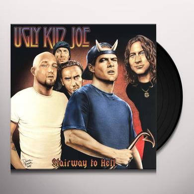 Ugly Kid Joe STAIRWAY TO HELL Vinyl Record