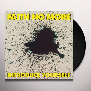 Faith No More INTRODUCE YOURSELF Vinyl Record