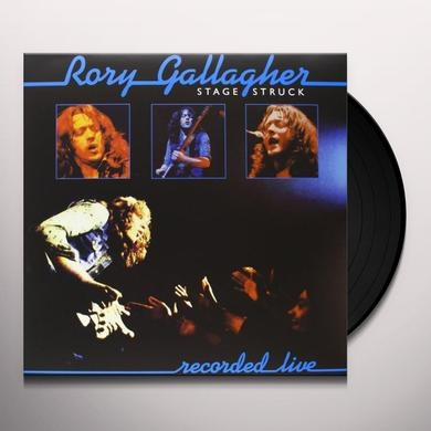 Rory Gallagher STAGE STRUCK Vinyl Record - Holland Import