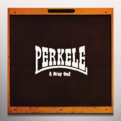 Perkele WAY OUT Vinyl Record - Colored Vinyl, Limited Edition