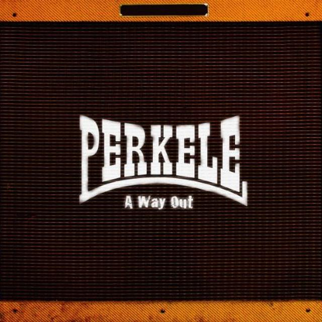 Perkele WAY OUT Vinyl Record - Limited Edition, Picture Disc