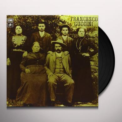 Rancesco Guccini RADICI Vinyl Record