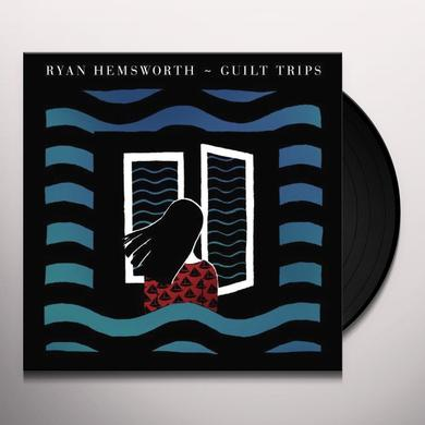 Ryan Hemsworth GUILT TRIPS Vinyl Record